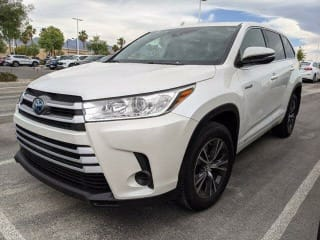 2017 Toyota Highlander Hybrid LE