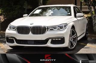 2018 BMW 7 Series 750i