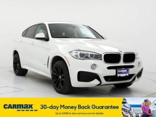 2018 BMW X6 sDrive35i