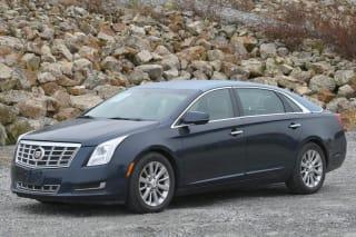 2015 Cadillac XTS Pro Coachbuilder-Limo