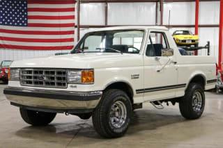 1987 Ford Bronco XLT