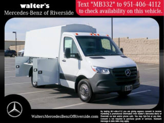 2020 Mercedes-Benz Sprinter Cab Chassis 3500XD