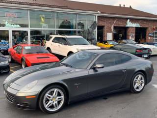 2005 Ferrari 612 Scaglietti Base
