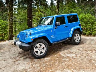 2015 Jeep Wrangler Freedom Edition