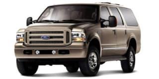 2005 Ford Excursion Eddie Bauer