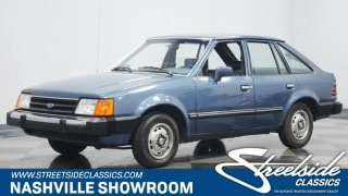 1986 Ford Escort
