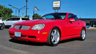2001 Mercedes-Benz SLK SLK 230