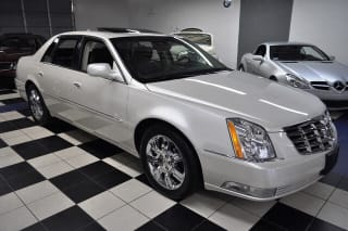 2011 Cadillac DTS Platinum Collection