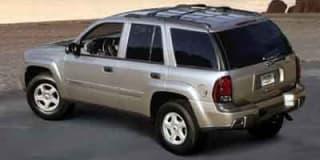 2003 Chevrolet TrailBlazer LS