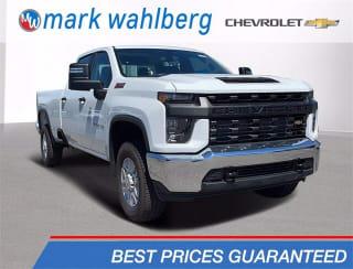 2021 Chevrolet Silverado 3500HD Work Truck