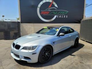 2009 BMW M3 Base