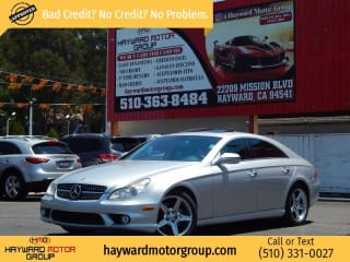 2009 Mercedes-Benz CLS CLS 550