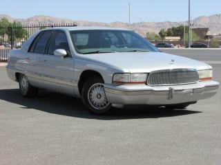 1992 Buick Roadmaster Base