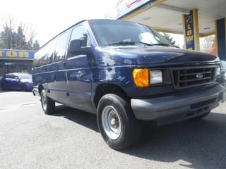 2007 Ford E-Series Wagon E-350 SD XL