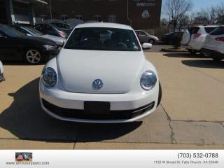 2016 Volkswagen Beetle 1.8T Wolfsburg Edition PZEV