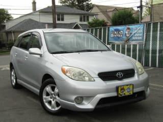 2005 Toyota Matrix Base