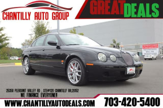 2006 Jaguar S-Type R Base