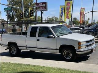 1997 Chevrolet C/K 2500 Series C2500 Cheyenne