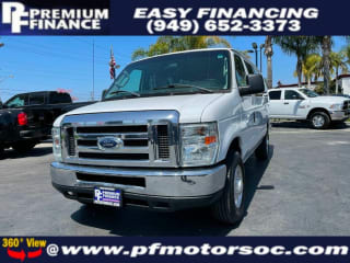 2012 Ford E-Series Wagon E-350 SD XL