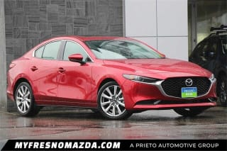 2020 Mazda Mazda3 Sedan Premium