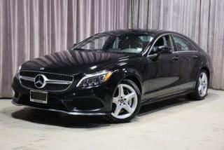 2017 Mercedes-Benz CLS CLS 550 4MATIC