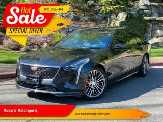2019 Cadillac CT6-V 4.2TT