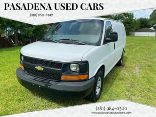 2003 Chevrolet Express Cargo 3500