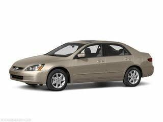 2003 Honda Accord LX V-6