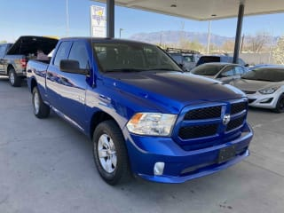 2018 Ram Pickup 1500 Tradesman