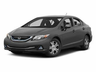 2013 Honda Civic Hybrid w/Navi