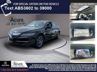 2017 Acura TLX SH-AWD V6 w/Tech