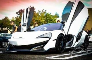 2019 McLaren 600LT Base
