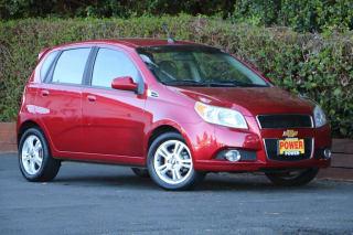2011 Chevrolet Aveo Aveo5 LT