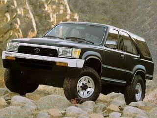1992 Toyota 4Runner SR5 V6