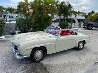 1961 Mercedes-Benz 190-Class SL