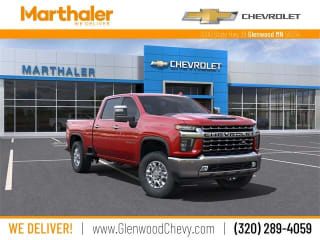 2021 Chevrolet Silverado 3500HD LTZ