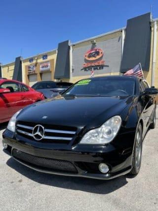 2009 Mercedes-Benz CLS CLS 63 AMG