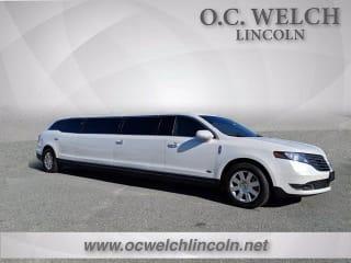 2018 Lincoln MKT Town Car Limousine Fleet