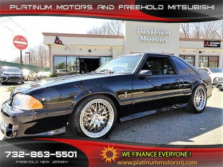 1993 Ford Mustang SVT Cobra Base