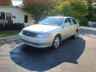 2004 Toyota Avalon XL