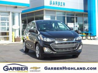 2021 Chevrolet Spark LS CVT
