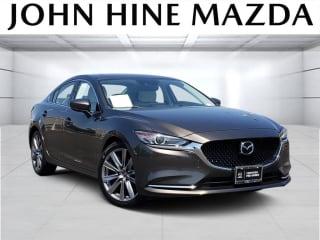 2018 Mazda Mazda6 Grand Touring Reserve