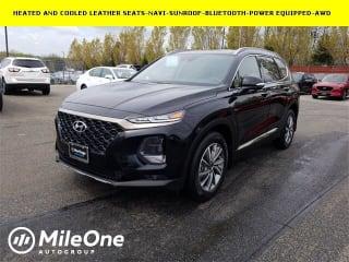 2020 Hyundai Santa Fe Limited