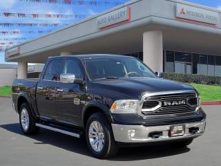2018 Ram Pickup 1500 Laramie Longhorn
