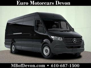 2021 Mercedes-Benz Sprinter 4500 High Roof V6 170WB Extended RWD