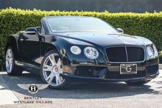 2014 Bentley Continental GTC V8 GT V8