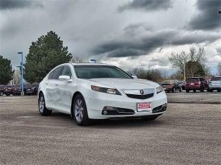 2013 Acura TL w/Tech