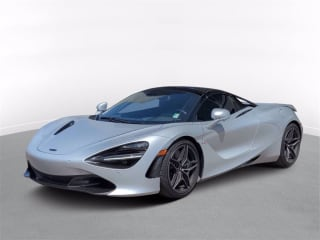 2020 McLaren 720S Spider Luxury