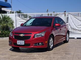 2013 Chevrolet Cruze 1LT Auto