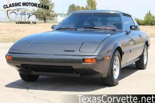 1983 Mazda RX-7 S